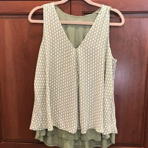 Loft Outlet flowy sleeveless top